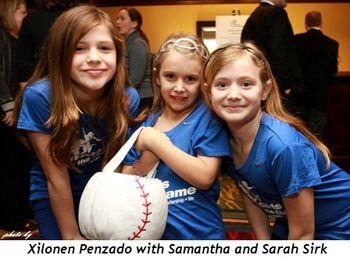 2 - Xilonen Penzado, Samantha and Sarah Sirk