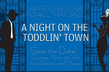 Flappers, Fedoras event 3-9 save-the-date