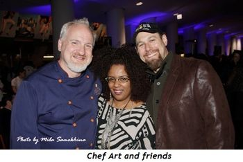 14 - Chef Art and friends