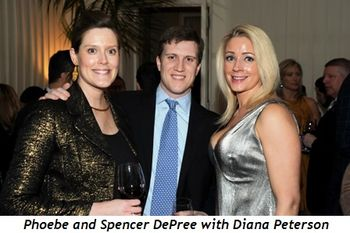 1 - Phoebe and Spencer DePree with Diana Peterson