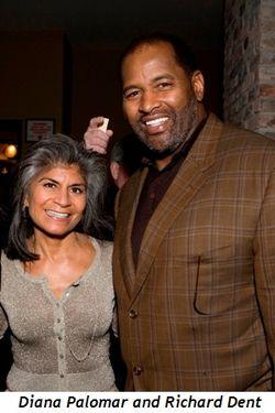 3 - Richard Dent and Diana Palomar