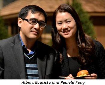 3 - Albert Bautista and Pamela Fong