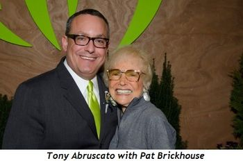 5 - Tony Abruscato with Pat Brickhouse