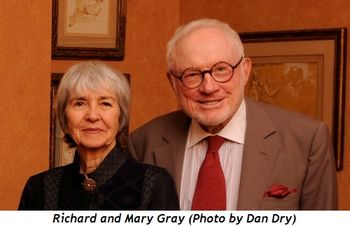 Richard and Mary Gray cropped .photo credit-Dan Dry