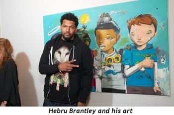 1 - Hebru and his art