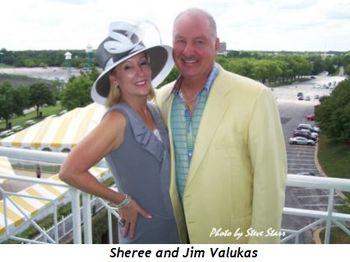 Blog 4 - Sheree and Jim Valukas