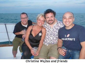 Blog 4 - Christina Wojtas and friends