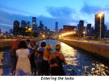 Blog 9 - Entering the locks
