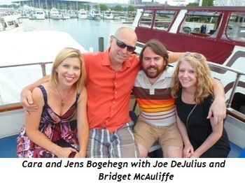 Blog 5 - Cara and Jens Bogehegn and friends