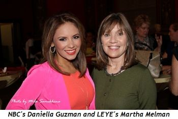 Blog 7 - NBC's Daniella Guzman and Martha Melman