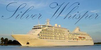 Silver Whisper ship