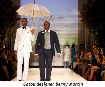 Blog 4 - Catou designer Berny Martin