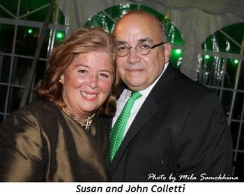 Blog 12 - Susan and John Colletti
