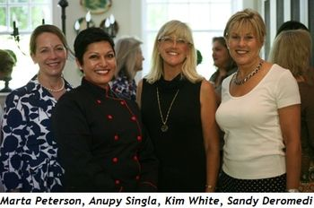 Blog 2 - Marty Peterson, Anupy Singla, Kim White and Sandy Deromedi