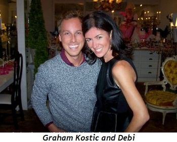 Blog 2 - Graham Kostic and Debi