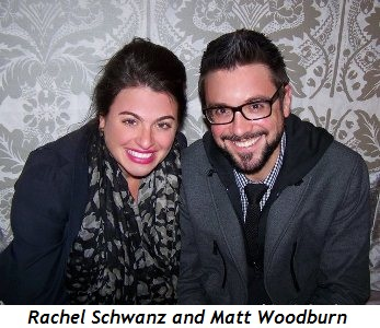 Blog 3 - Rachel Schwanz and Matt Woodburn