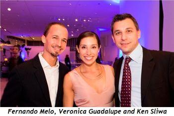 Blog 7 - Fernando Melo, Veronica Guadalupe and Ken Sliwa