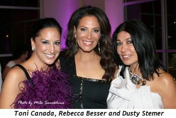 Blog 2 - Toni Canada, Rebecca Besser and Dusty Stemer