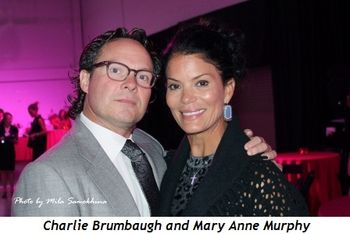 Blog 13 - Newly engaged Charlie Brumbaugh and Mary Ann Murphy