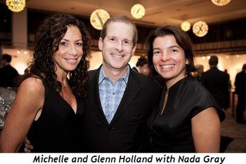 Blog 4 - Michelle Holland, Glenn Holland, Nada Gray