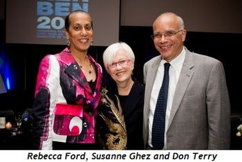 Blog 5 - Rebecca Ford Terry, Susanne Ghez, Don Terry