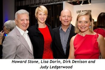 Blog 8 - Howard Stone, Lisa Dorin, Dirk Denison, Judy Ledgerwood