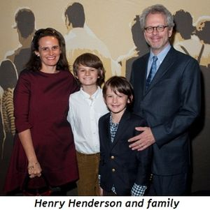 Blog 11 - Henry Henderson and family