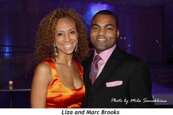 Liza and Marc Brooks