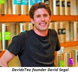 DavidsTea founder David Segal