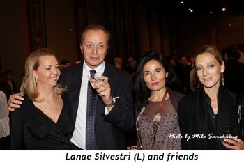 Blog 11 - Lanae Silvestri (L) and friends