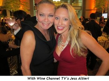 Blog 18 - With Wine Channel TV's Jess Altieri