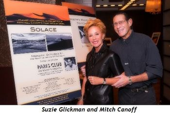 Blog 1 - Suzie Glickman and Mitch Canoff