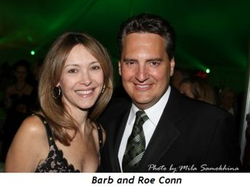 Blog 1 - Barb and Roe Conn