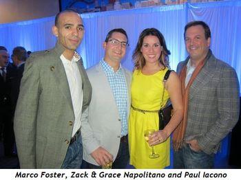 Blog 5 - Marco Foster, Zack and Grace Napolitano, Paul Iacono
