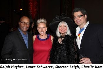 Blog 2 - Ralph Hughes, Laura Schwartz, Sherren Leigh and Charlie Kam