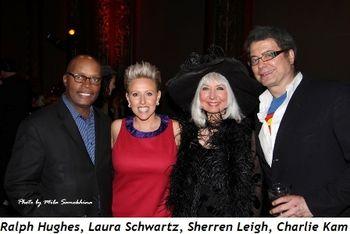 Blog 2 - Ralph Hughes, Laura Schwartz, Sherren Leigh and Charlie Kam
