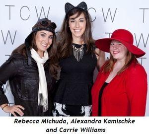 Blog 6 - Rebecca Michuda, Alexandra Kamischke, Carrie Williams