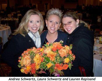 Blog 4 - Andrea Schwartz, Laura Schwartz, Lauren Rapisand