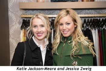 Katie Jackson-Meara, Jessica Zweig