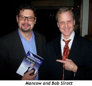 Blog 2 - Mancow and Bob Sirott