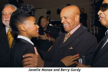 Blog 12 - Janelle Monae and Berry Gordy