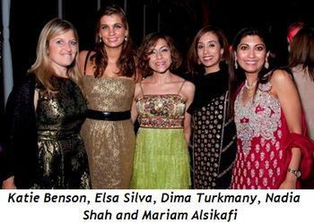 Blog 1 - Katie Benson, Elsa Silva, Dima Turkmany, Nadia Shah, Mariam Alsikafi