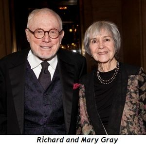 Blog 5 - Richard and Mary Gray