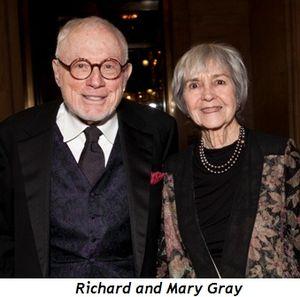 Blog 5 - Richard and Mary Gray