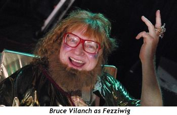 Blog 1 - Bruce Vilanch as Fezziwig