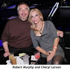 Blog 3 - Robert Murphy and Cheryle Larson