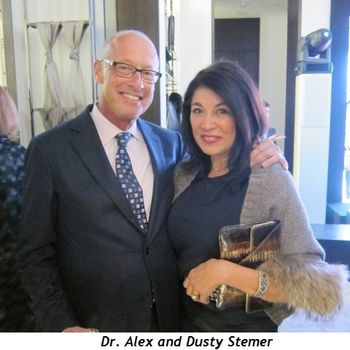 Dr. Alex and Dusty Stemer