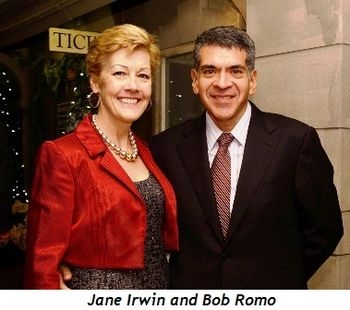 7 - Jane Irwin and Bob Romo