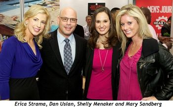 8 - Erica Strama, Dan Uslan, Shelly Menaker, Mary Sandberg
