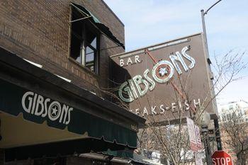 Gibsons Restaurant